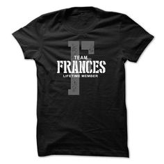 Awesome Tee Frances team lifetime ST44  T shirts