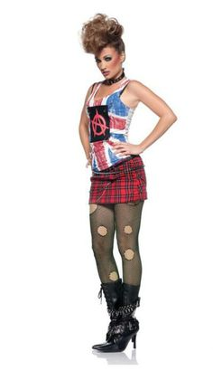 Punk Rocker Girl!