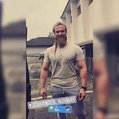 Lasse Matberg #viking #norway #beardman