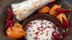 Chilisalz selbstgemacht - Rezept von Joes Cucina Verde Chili, Dairy, Pudding, Cheese, Desserts, Food, Cooking, Salt, Berries