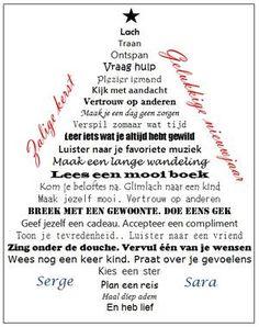 Bekijk de foto van Sara1 met als titel tekst voor kerstkaarten en andere inspirerende plaatjes op Welke.nl.