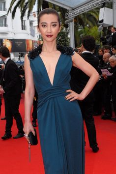 Li Bingbing at the 65th Annual Cannes Festival // L'Oréal Paris