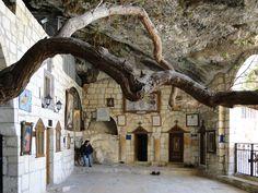 Monastery of St. Thekla, Mar Takla, Syria - Maalula