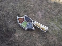 Vintage 1970s MIRACLE Celtic Style Silvertone by TinyBaublesPEI, $32.00
