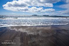 Côte-Nord-0237 Superbe plage de Sept-Îles, Québec. Canada