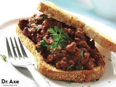 This Sloppy Joes recipe is a classic! Now make it healthy with this great recipe! It's easy, fast to make and a family favorite! Need a gf sub. for the bread.