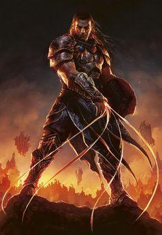 Resultado de imagen para warrior art