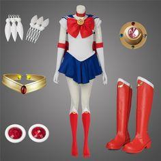 Sailor Moon Crystal Living Theatre Tsukino Usagi Cosplay Boots shoes shoe boot V