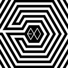 2nd Mini Album  Logo: EXO K