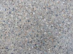 Le Fremantle Extensione, terrazzo tiles from fibonacci stone green, brown, earth
