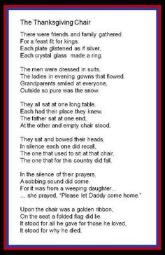 a soldier's thanksgiving poem Thanksgiving Poems, Let Freedom Ring, American Soldiers, Troops, Falling Stars, Heartstrings, Scouts, Blessing, Quotes