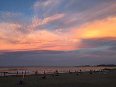 Tramonti. #tramonto #sunset #Vieste #Italia #Gargano