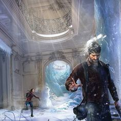 The Last Of Us2, Last Of Us Remastered, The Evil Within, Merry Christmas Everyone, Video Game Art, Great Videos, Pics Art, Best Games, Concept Art