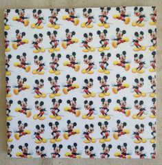 Mickey Mouse- Stone Trivet