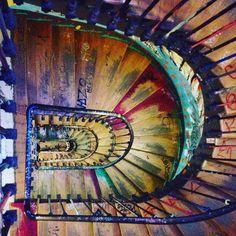 """Stairway to Wonderland"" ©_charssy_"