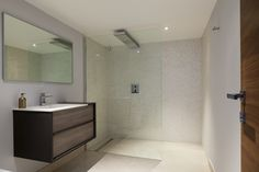 South of France : Modern bathroom by Urban Cape Interiors