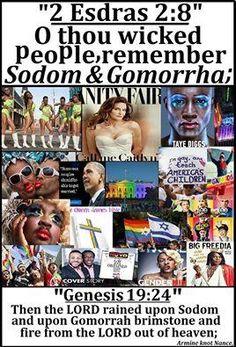 Sodom and Gomorrha