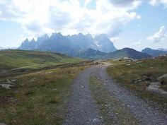 Dolomites (Val di Fassa)