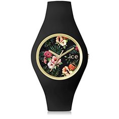Ice-Watch Flower Montre Femme Analogique Quartz avec Bracelet en Silicone -  1590  Amazon.fr  Montres e0b8681eeff
