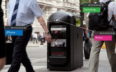 Image of a Renew recycling bin from its marketing materials