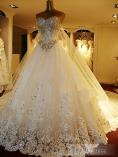 Are These 3 Wedding Dresses Crazy-Awesome? Or Just Plain Crazy ...
