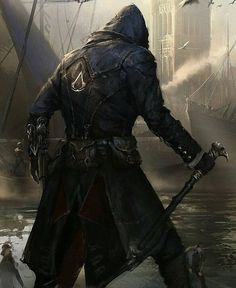 Assassin's creed Syndicate. Jacob Frye