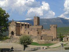 Castillo de Javier. 15 excursiones con niños por Navarra #Navarra #Viajarenfamilia