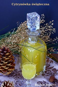 Polish Desserts, Irish Cream, Bon Appetit, Perfume Bottles, Food And Drink, Christmas, Dinner, Photography, Noel
