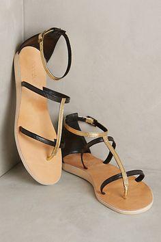 Cocobelle Tanzania Sandals #anthropologie
