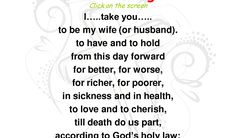 3e2c4bb9fad7daabb30e99b88e254cf5--wedding-vows-examples-vow-examples Common Wedding Vows