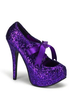 There's no place like home Aunty Emm...sod the ruby slippers...give us purple any day!