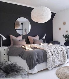 Teen Bedroom Interior Design Ideas and Color Scheme plus Decor and Bedding
