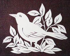 Nov '12 | Stencilletta Papercutting Blog