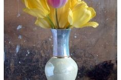 How to Spray Paint Artificial Flowers (6 Steps) | eHow