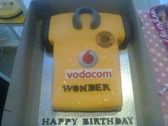 Chiefs Birthday Cake cakepins.com