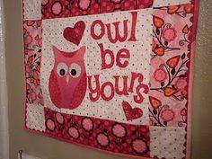Valentine quilt Nice site to visit