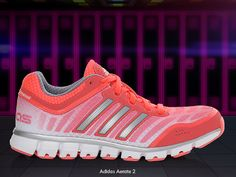 Adidas Women's ClimaCool Aerate 2 Running Shoes. Blaze through your routine with the Adidas ClimaCool Aerate 2 running shoes!