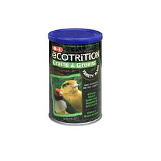 United Pet Group Ecotrition Grains & Greens Variety Blend, for Canaries & Finches, 8 oz (227 g)
