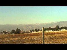Snow in the San Bernardino Mountains.
