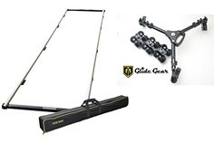 Introducing TRK PKG Glide Gear SYL 960 Dolly  SYL 101 Aluminum Track Combo. Great product and follow us for more updates!