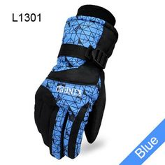 Winter Warm Snowboard Ski Gloves For Men & Women  Winter outdoor Mountain Sports snowboard Skiing Waterproof Gloves Yellow sports   Men's Gloves cool menswear accessories  products website sale store shop buy online ideas gift style 2017  Guys Awesome cold weather