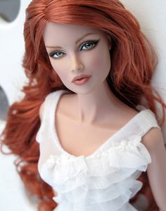 Barbie ruiva