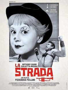 La strada poster, t-shirt, mouse pad Classic Movie Posters, Movie Poster Art, Cinema Posters, Film Posters, The Best Films, Great Movies, Fellini Films, Dramas, Film Mythique
