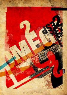Omega TypoGRAPHY by palax.deviantart.com on @DeviantArt