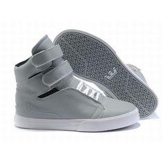 Supra TK Society High Tops Litter Grey White Women s Supra Shoes Men 54962d772ceba