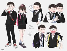 Discovered by Fujo~. Find images and videos about boy, anime and osomatsu san on We Heart It - the app to get lost in what you love. Me Me Me Anime, Anime Guys, Japanese Show, Osomatsu San Doujinshi, Thing 1, Ichimatsu, Image Boards, Manga Art, Anime Characters