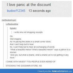 I don't listen to Panic!At The Disco, but this is still funny :) <<< Do you listen to Panic! At The Discount My Tumblr, Tumblr Posts, Tumblr Funny, Tony Perry, Pierce The Veil, Francine Dee, Haha, All Meme, Meme Meme