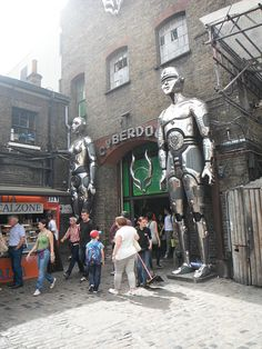 Camden Markets, London