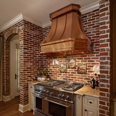 Old Mill Brick provides the easiest and most convenient way to build your own thin brick wall for your home or commercial project. Installing veneer brick is easier than ever! Brick Veneer Panels, Thin Brick Veneer, Brick Wall Kitchen, Kitchen Backsplash, 1970s House, Brick Cladding, Manufactured Stone, Fire Clay, Brick Tiles