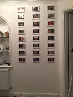 My photo wall